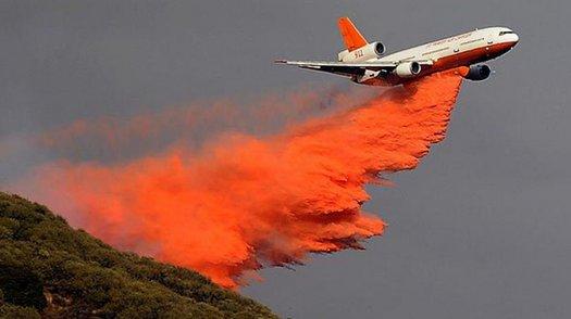 Fire-Retardant-Drop