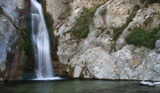 Eaton Canyon Upper Falls