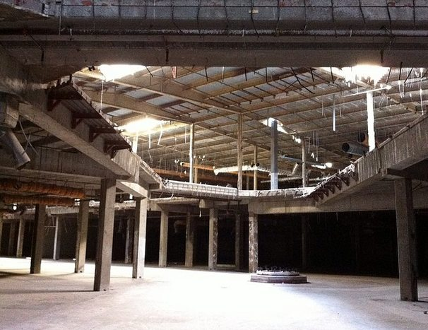 Abandoned Mall in Hawthorne, CA
