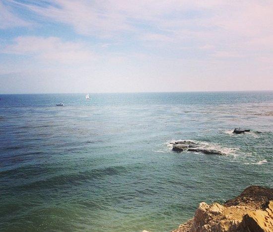 Sunken City Ocean View