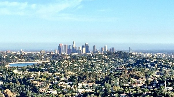 Beacon Hill Griffith Park View