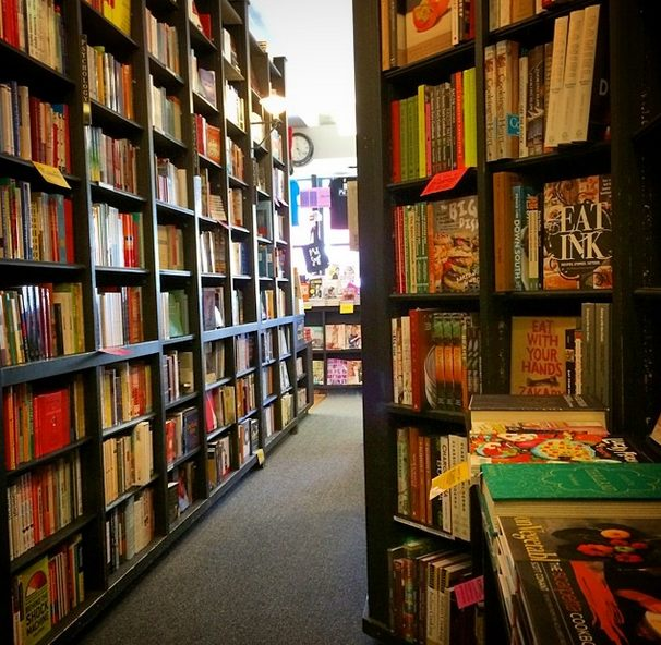 Book Soup in West Hollywood