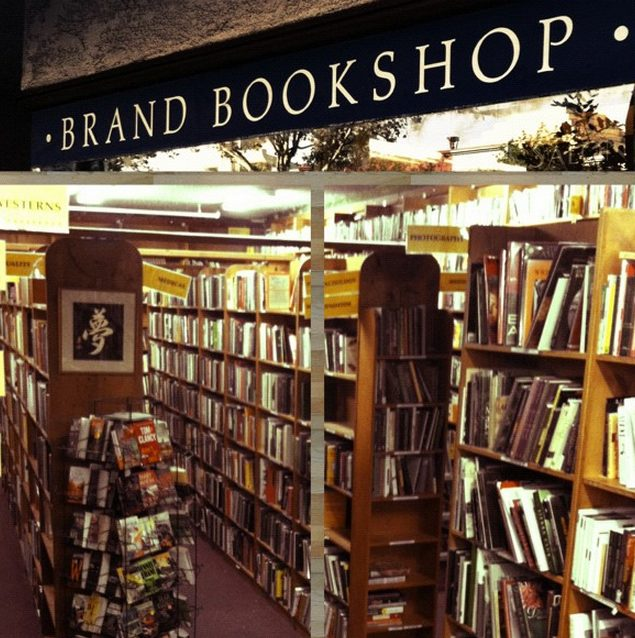 Brand Bookshop in Glendale