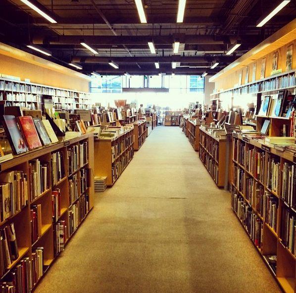 Hennessey Ingalls Bookstore