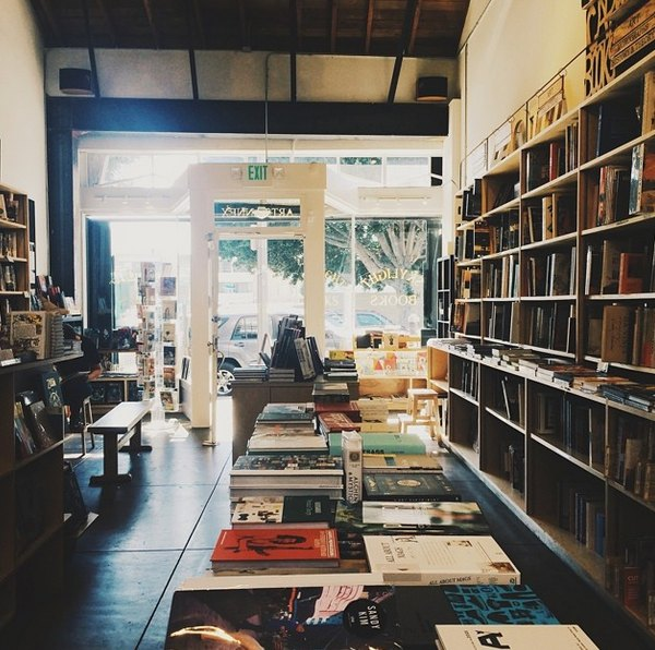 Skylight Books Los Angeles