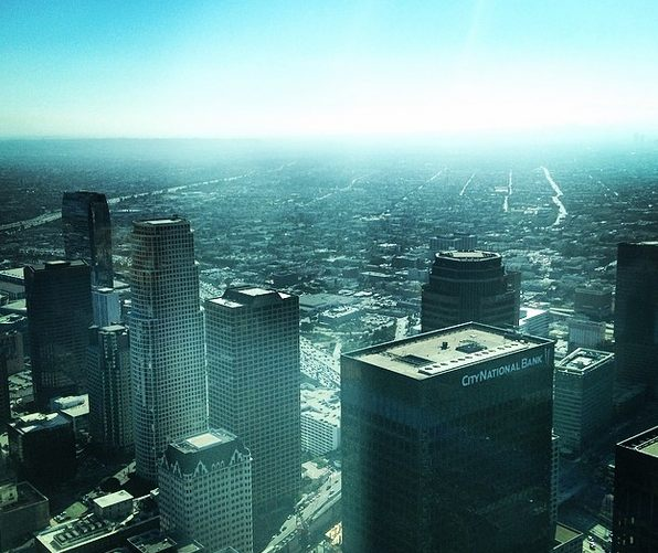 U.S. Bank Tower Daytime View