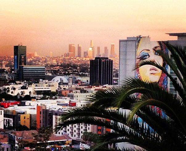 Yamashiro View of Los Angeles
