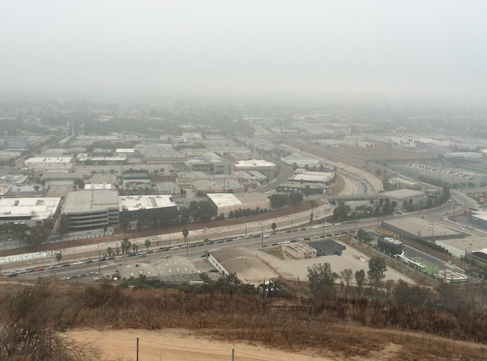 Baldwin Hills View
