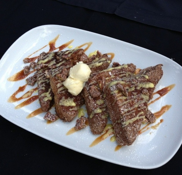 Cacao Mexicantessen Churro French Toast