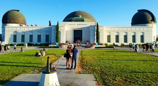 Griffith Observatory Free WiFi