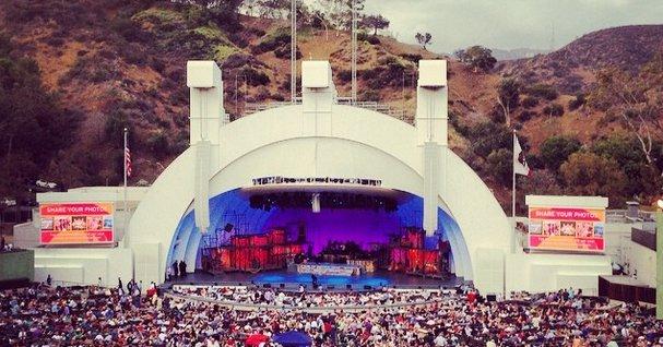 Hollywood Bowl Performance