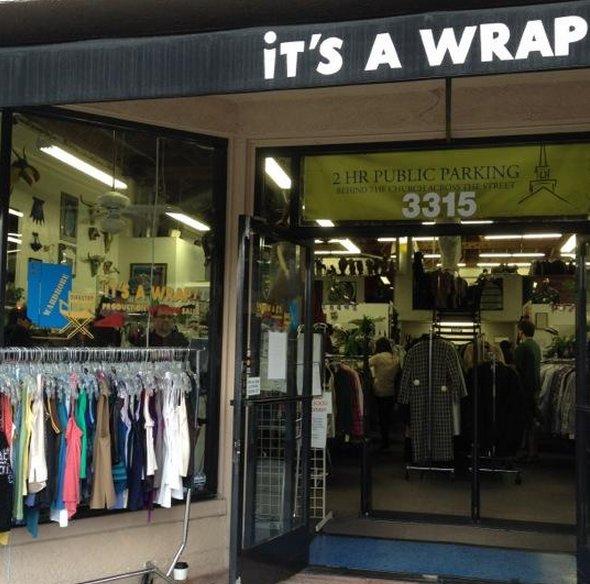 It's a Wrap in Burbank