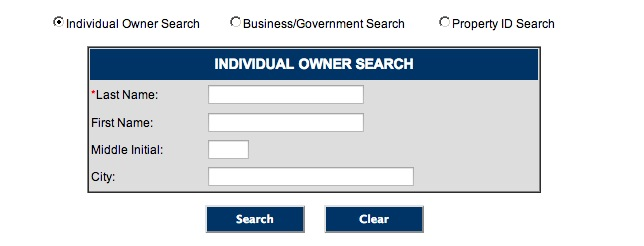 California State Controller Unclaimed Property Search