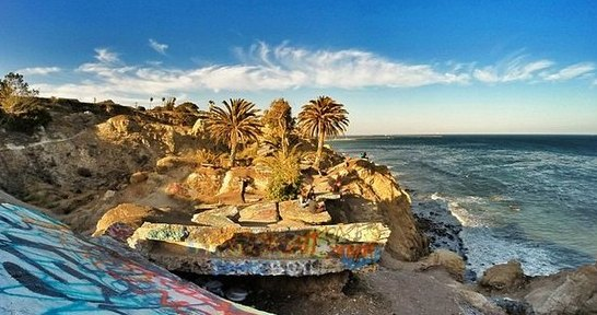 Sunken City of San Pedro