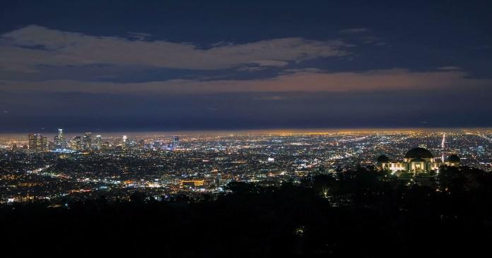 Time Lapse Los Angeles