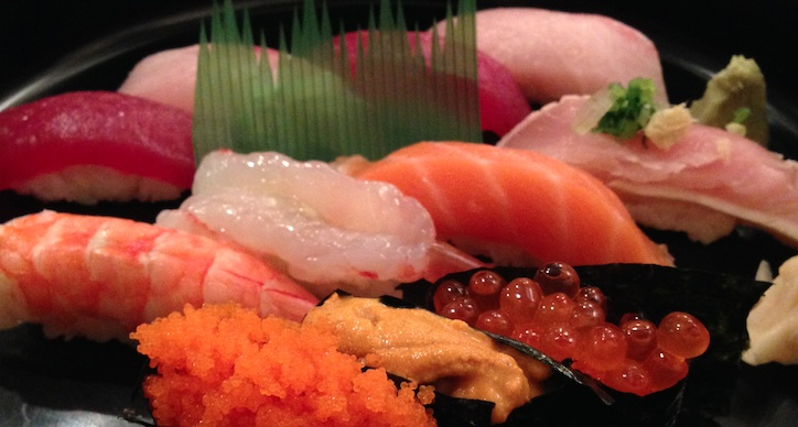 Best Sushi in Los Angeles