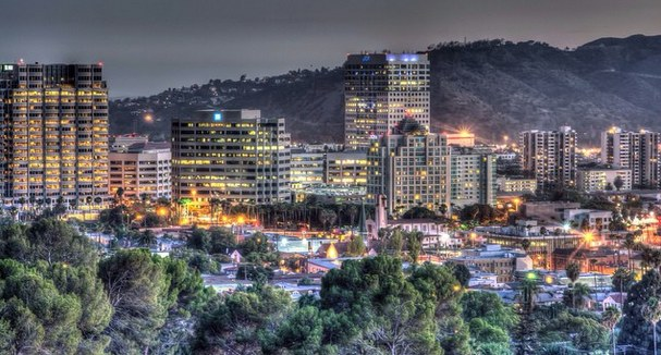 Glendale in HDR