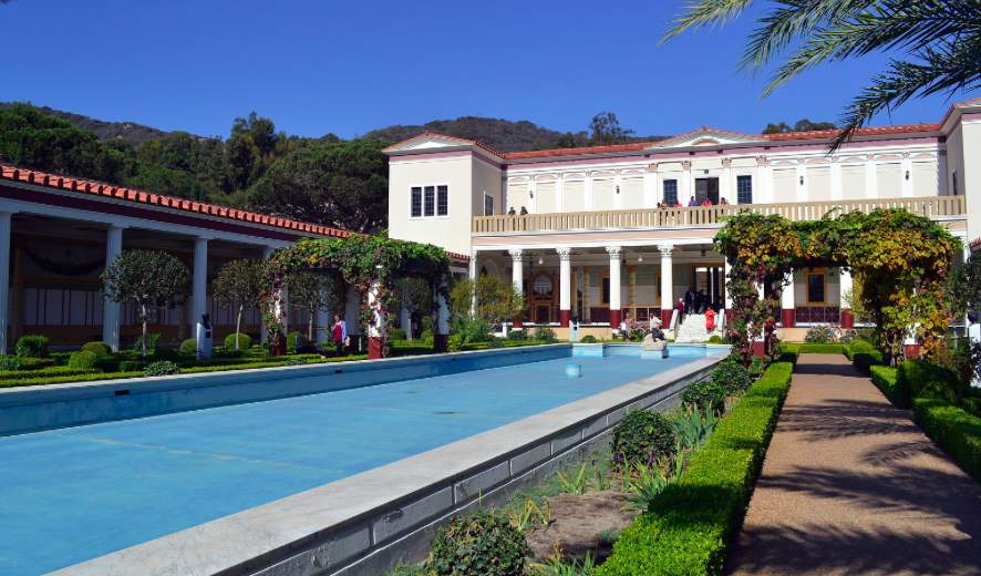 Getty Villa Los Angeles