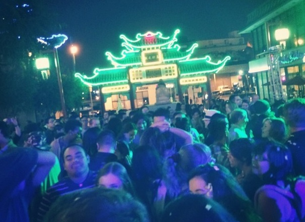 KCRW Summer Nights in Chinatown