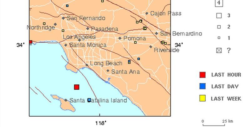 Earthquake Featured
