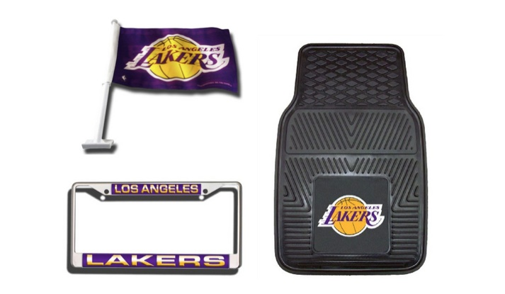 lakers-car-accessories -