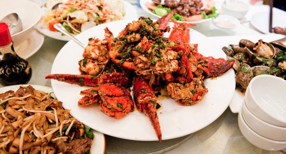 Newport Seafood Lobster
