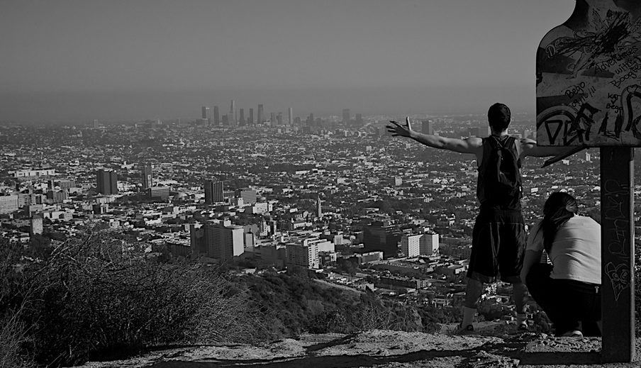 Runyon Canyon View
