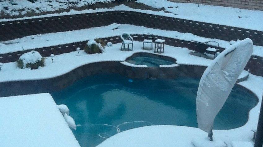 Snow Pool Murrieta 12-31-2014