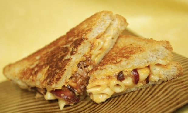 Grilled Cheese Truck Rib