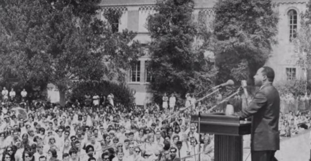 Martin Luther King Jr. Speech UCLA 1965