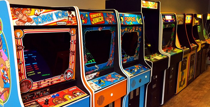 Vintage Arcade Games >> So An All You Can Play Retro Video Game Arcade Is Opening In