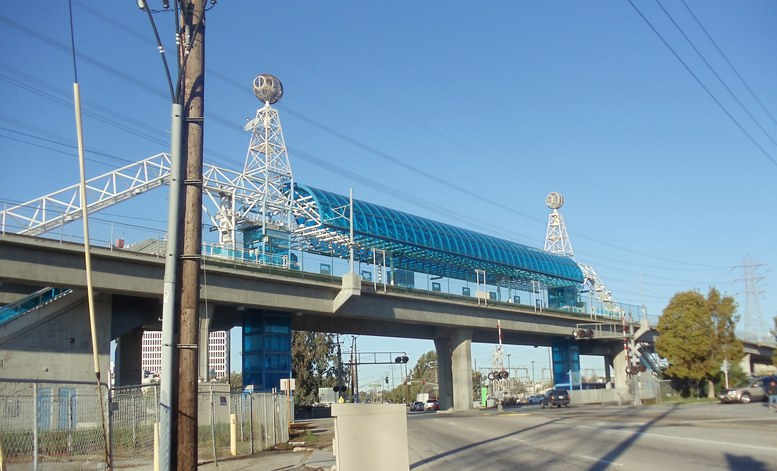 Redondo Beach Metro Station