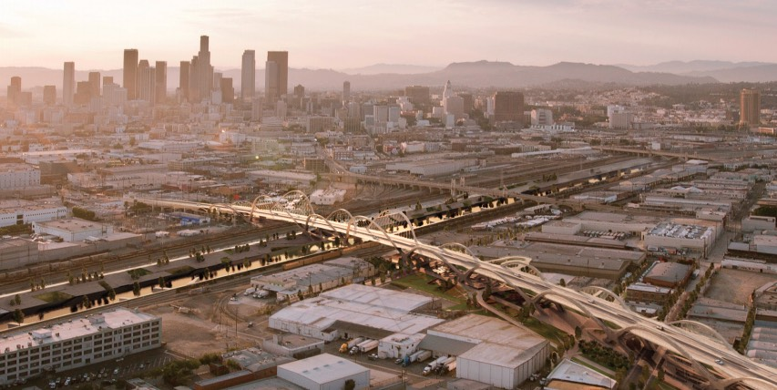 Sixth Street Viaduct Replacement Project