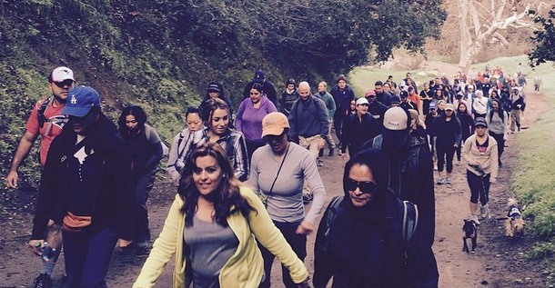 Group Hike to Hollywood Sign
