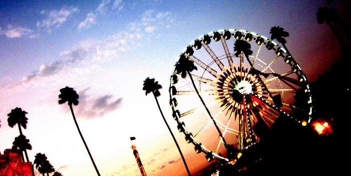 L.A. County Fair Ferris Wheel