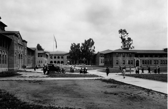 UCLA Vermont Ave Campus, 1919
