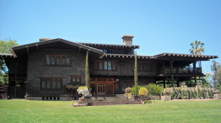 Gamble House Exterior