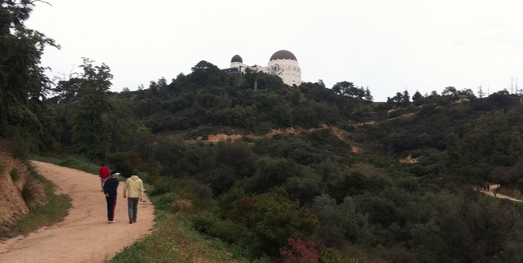 Griffith Park Trails