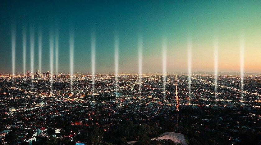 LA Marathon Spotlights
