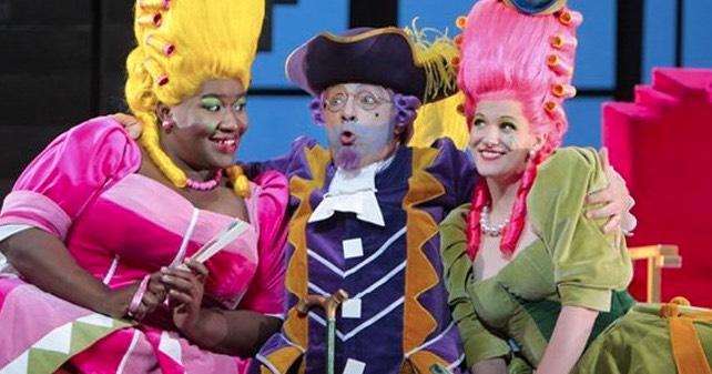 LA Opera Costume Sale