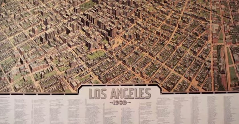 Los Angeles Public Library Maps Collection