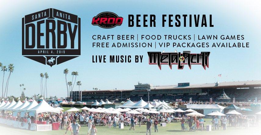 KROQ Beer Festival 2015