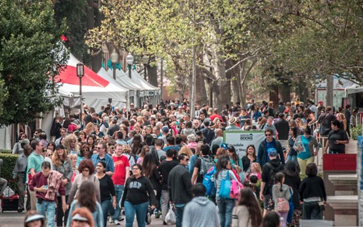 L.A. Festival of Books 2014