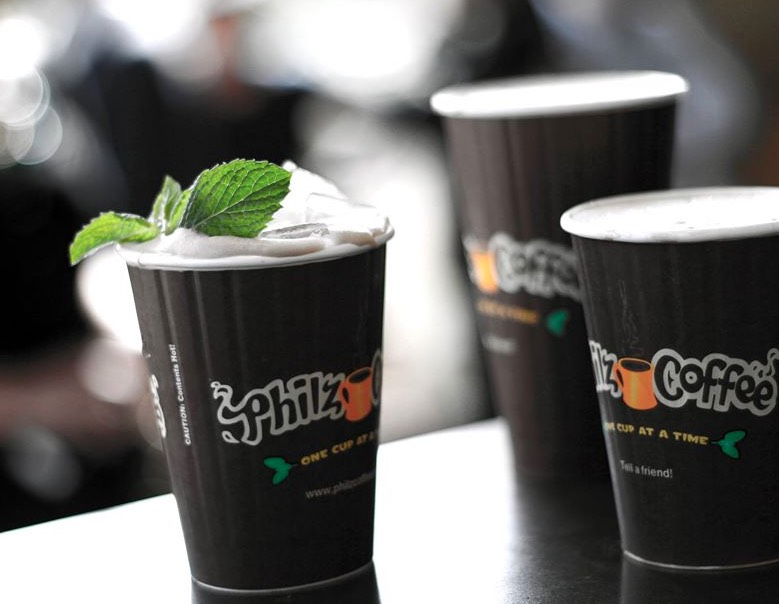 Philz Coffee Mojito