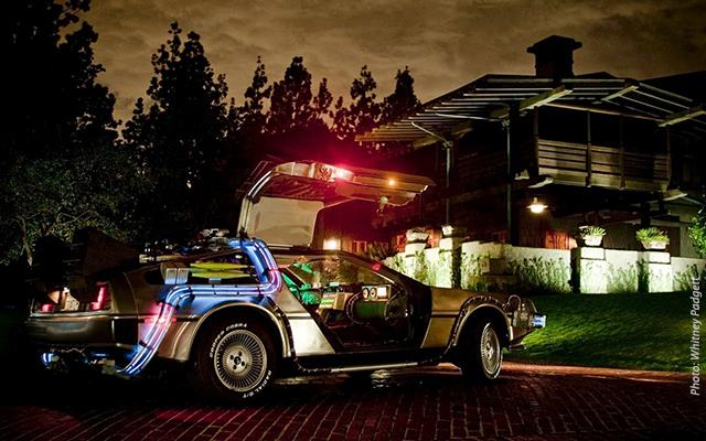 Back to the Future at Gamble House