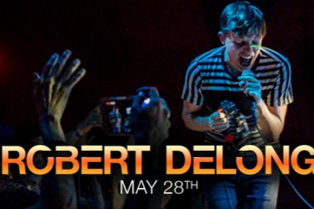 Robert DeLong Featured