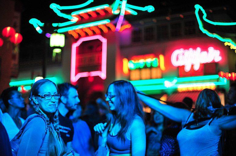 Chinatown Summer Nights 2013
