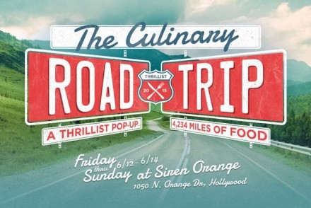 Thrillist Culinary Road Trip