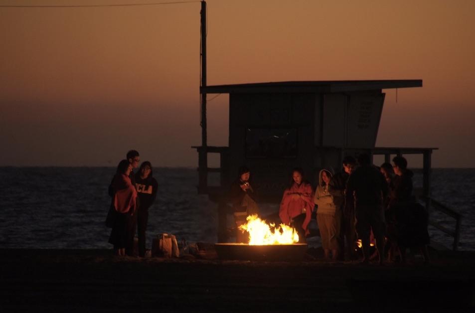 Dockweiler Bonfire