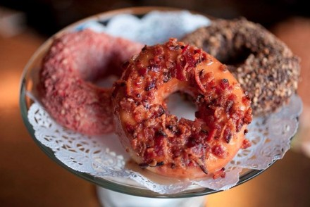 Nickel Diner Donut